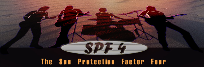 SPF-4 Surf-rock Instrumental Band